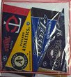 Major League Baseball Mini Pennant Set - Team Color ()