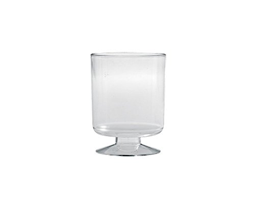 Martellato PMOCO007 100 Piece Glass, 150 ml, Transparent
