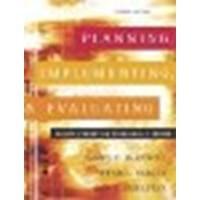 Planning, Implementing, and Evaluating Health Promotion Programs: A Primer by McKenzie, James F., Neiger, Brad L., Smeltzer, Jan L. [Benjamin Cummings, 2004] (Paperback) 4th Edition [Paperback]