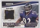 (Haloti Ngata #46/49 (Football Card) 2012 Panini Rookies & Stars - Department of Defense Materials - Prime #5)