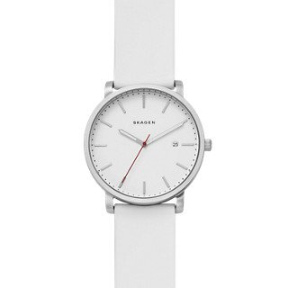 Skagen-Mens-SKW6345-Hagen-White-Silicone-Watch