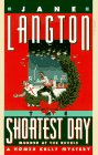 The Shortest Day, Jane Langton, 0670847100