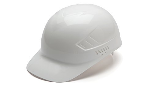 Pyramex HP40010 Ridgeline Bump Cap, White by Pyramex Safety by Pyramex Safety