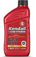 Best Kendall GT-1 Max 5w-30 with Liquid Titanium - 12/1 qt. Case