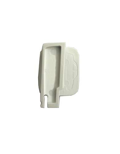 Insignia de telepeaje Motodak Color Blanco