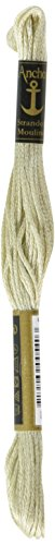 (Anchor Six Strand Embroidery Floss 8.75 Yards-Sierra Very Light 12 per Box)