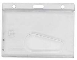 1840-6000 Rigid Plastic Card Dispenser - Pack of 100