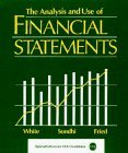 img - for The Analysis and Use of Financial Statements by Gerald I. White (1993-11-25) book / textbook / text book