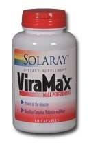 Solaray - Viramax, 60 capsules