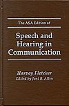 img - for The Asa Edition of Speech and Hearing in Communication by Harvey Fletcher (1995-08-07) book / textbook / text book