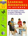Kaplan Learning Adventures in Science, Score Kaplan Staff, 0684844311