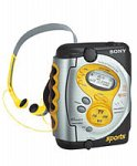 Sony Portable Sports AM/FM Cassette w/ TV/Weather Band (WMFS421)