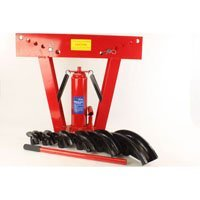 Exhaust Tubing Bender >> 12 Ton Hydraulic Pipe Tube Bender Exhaust Tubing Bending