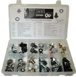 DP600 Drain Plug Assortment ''For Newer Car Applications'' (114 Pcs) by Technicians Choice