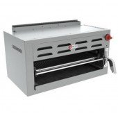 (Wolf C36RB Gas Salamander Broiler (Countertop or Wall Mount) )