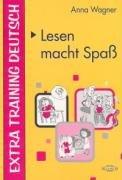 Lesen macht Spase Anna Wagner