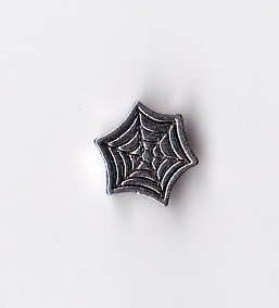 Halloween Spider Web Floating Charm -