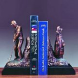 Golf Themed Bookends - 2