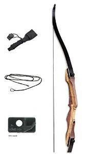 SAMICK SPORTS Sage Recurve Bow with Southwest Archery Stringer, Right Hand (35 - West Mall South