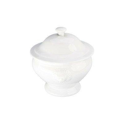 BIA Cordon Bleu Porcelain Lion's Head Soup Tureen, White