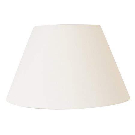 Fitter Screws - Upgradelights White Silk 12 Inch Empire Uno Lampshade 6x12x8