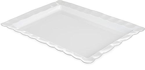 Scalloped Rectangular Platter - 9