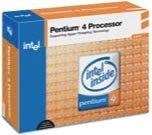 Intel Pentium 4 3.2 GHz 640 2M 800MHz Socket LGA775 Processor with Hyper-Threading Support