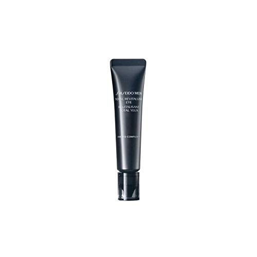 [Shiseido ] 資生堂は、総滋養強壮の眼(15ミリリットル)をメンズ - Shiseido Mens Total Revitalizer Eye (15ml) [並行輸入品] B07S643XL6
