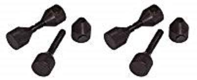 Sumner Manufacturing 781235 Qwik Pins, Carbon Flange Pins, 5/8'' - 1-5/8'', Sold per Pair (2-(Pack)) by S.. (Image #1)