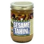 Woodstock Farms Organic Sesame Tahini, 16 Ounce -- 12 per case.