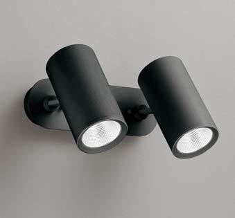 ODELIC LEDスポットライト 直付け用(フレンジタイプ) LED一体型 白熱灯100W×2灯相当 専用調光器対応 昼白色 ワイド配光 100V OS256443   B07MVVD9L3