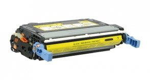 Hp Q6462a Yellow Toner - Inksters of America Remanufactured Toner Cartridge Replacement for HP Q6462A ( Yellow )