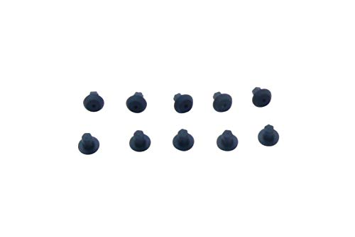 Pack of 10 - PD040035 Replacement for Viking Grommet Spider Grate Rubber Feet -  Showingo