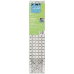 OLipfa Bulk Buy Lip Edge Ruler 5 inch x 24 inch 11111 (2-Pack) by O'Lipfa