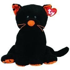 Ty Pluffies Trickery - Black Cat