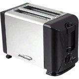 Amazon.com: 2 Slice Toaster, Black and (Catalog Category