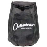 Outerwears 20-1427-03 atv pre-filter all foam red (20-1427-03)