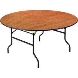 Round Folding Banquet Table, 60