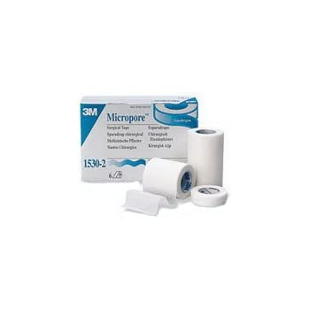 3M Medical Tape Micropore Paper 1