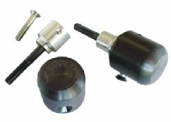BMW 2010-12 S1000RR WOODCRAFT FRAME SLIDERS (Woodcraft Frame Sliders compare prices)