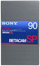 Sony Large Betacam SP, 90 Minutes, BCT-90MLA by Sony