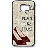 No Place Like Home the Wizard of Oz for Iphone and Samsung Galaxy Case (samsung s6 (Is Wizard Of Oz Disney)