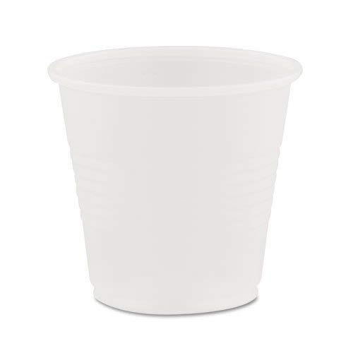 Dart® Conex Translucent Plastic Cold Cups, 3.5 oz (Pack of 1 Sleeve) by Dart® -