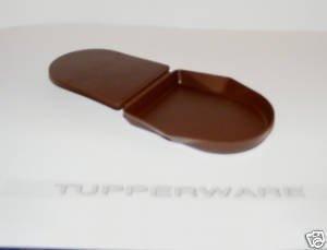 Tupperware Tea Bag Squeezer/Holder Gadget  by Tupperware