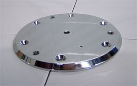 Portable Floor Plate by Healthcraft