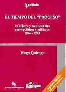 El Tiempo del Proceso (Spanish Edition)