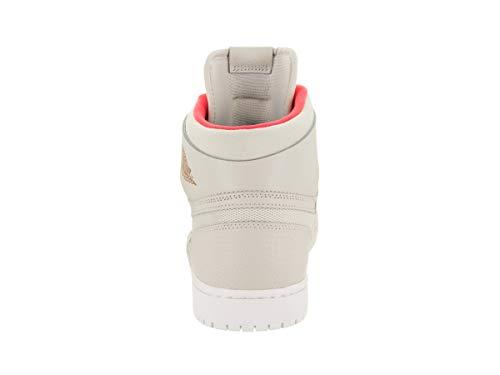 d2835b430091 Jordan Men Air 1 Retro High Nouveau (Light Bone White Infrared 23 ...