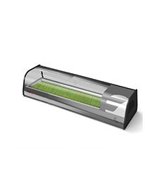 (Fagor Refrigeration VTP-139SL Refrigerated Countertop Display / Sushi Case)