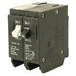 Eaton BRSN220 20A 2-Pole 120/240V Circuit Breaker (20a Pole Two)