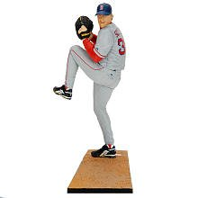 Boston Red Sox Franchise - McFarlane Toys MLB Cooperstown Series 8 Action Figure Curt Schilling (Boston Red Sox)